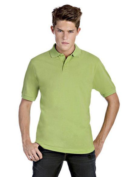Moška polo majica - Safran