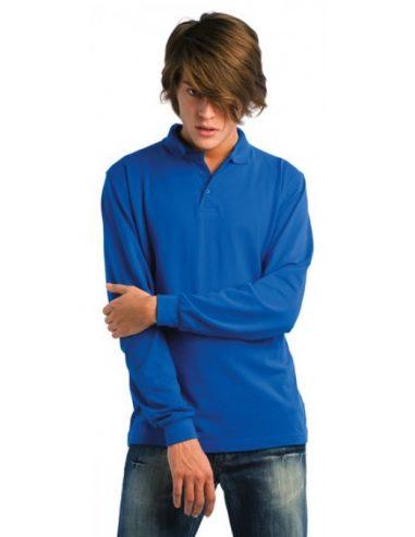 Moška polo majica z d.r. - Safran LS