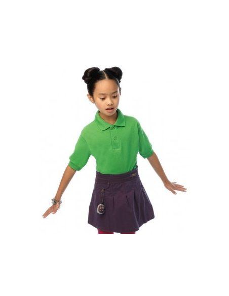 otroška polo majica - Safran otroški