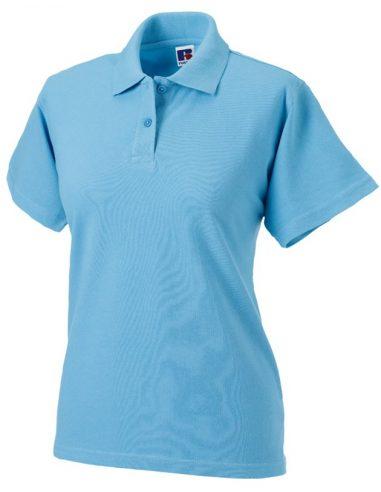 Ženska polo majica kratek rokav - 569F