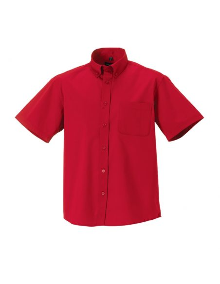 Moška klasična tvil srajca z kratkimii rokavi - 917M