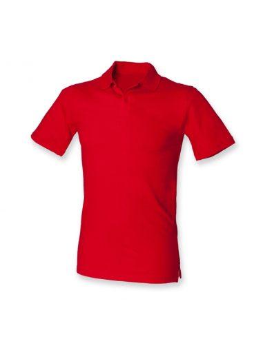 Pique polo majica z elastanom H305