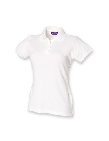 Ženska pique polo majica z elastanom H306