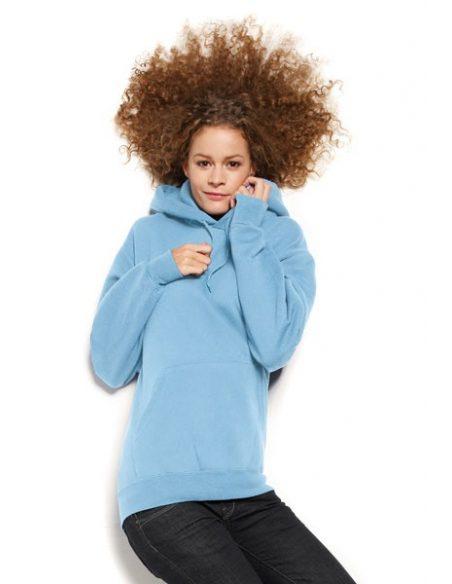 Ženski pulover z kapuco SG27F