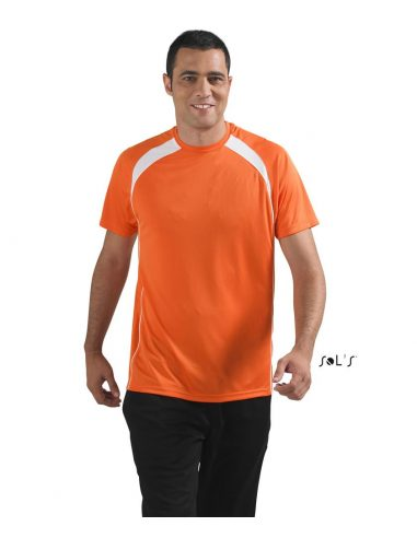Moška dvobarna majica MATCH