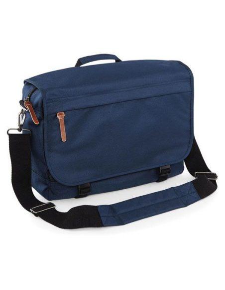 Kurirska platnena torba za prenosnik Campus BG261