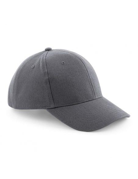 Kapa z visokim profilom iz brušenega bombaža B65