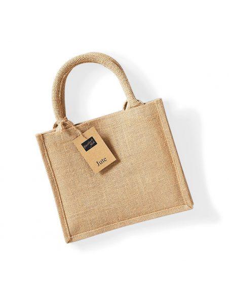 Mini torba iz jute W412