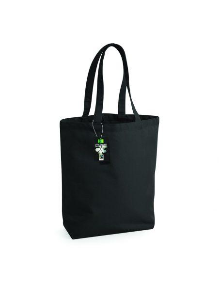 Nakupovalna torba Fairtrade bombaž