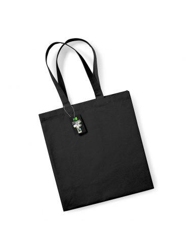 Bombažna nakupovalna vreča - Fairtrade bombaž W623