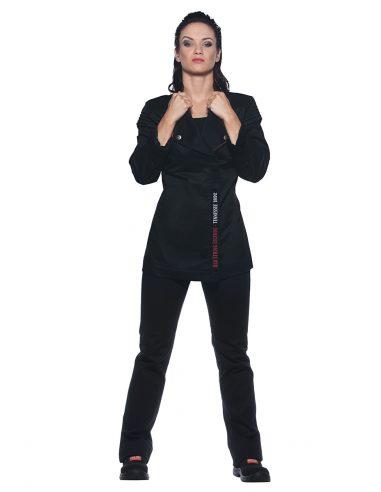 Rock Chef`s ženska kuharska jakna