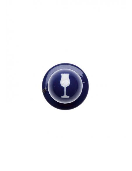Gumbi Blue, Glass
