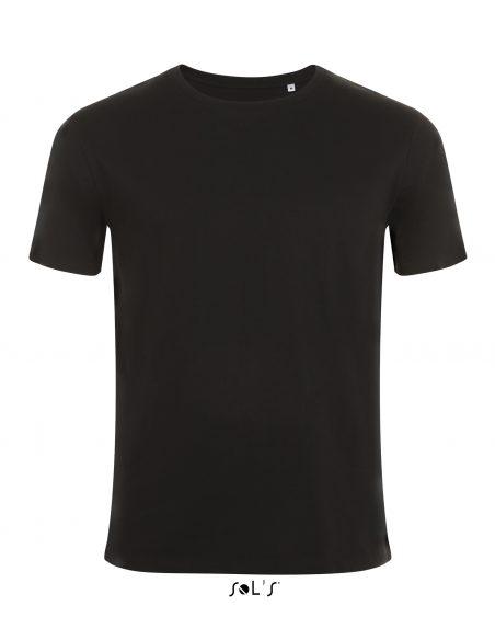 Oprijeta moška majica z okroglim ovratnikom Marvin