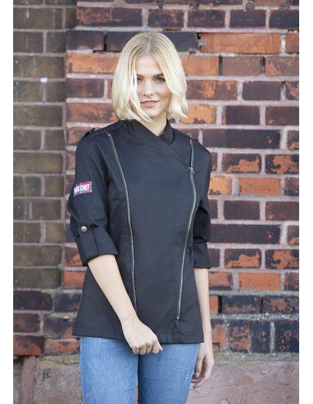 Ženska kuharska jakna ROCK CHEF
